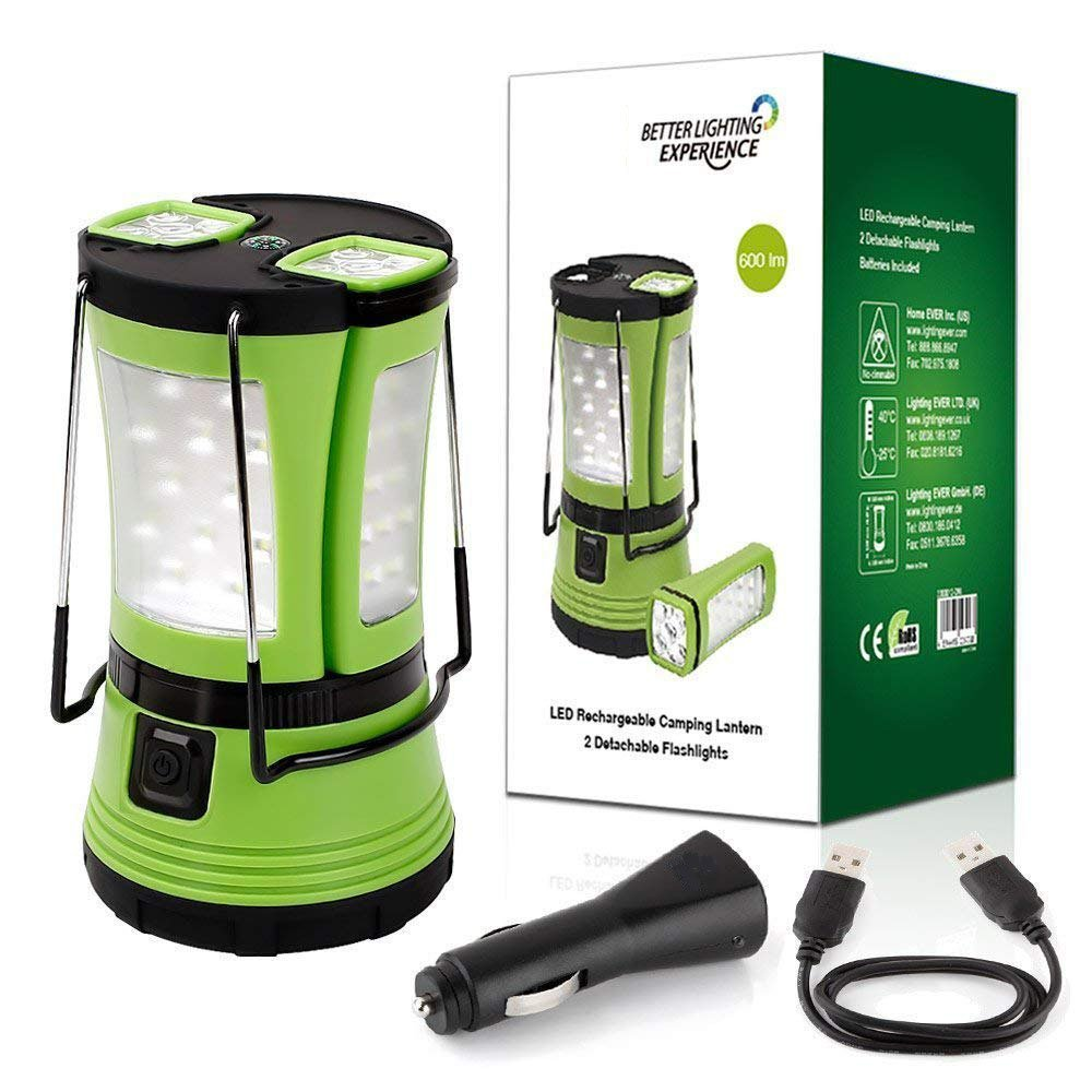 Mult camping lantern and flashlight
