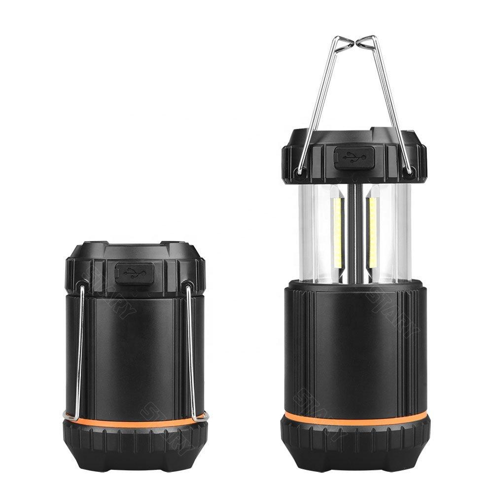 Solar cob lantern