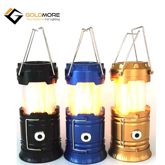 fire camping light
