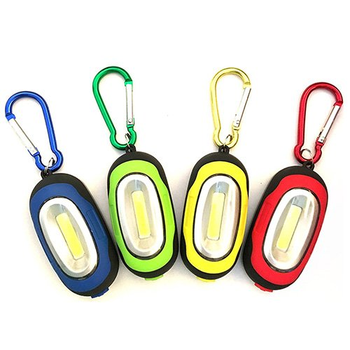 COB keychain flashlight