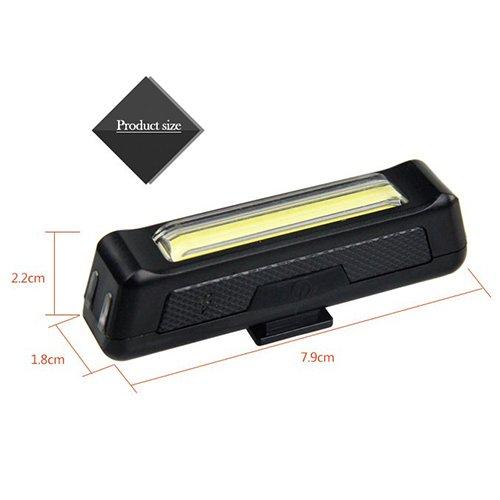 GM10039 Rechargeable LED Bike Light