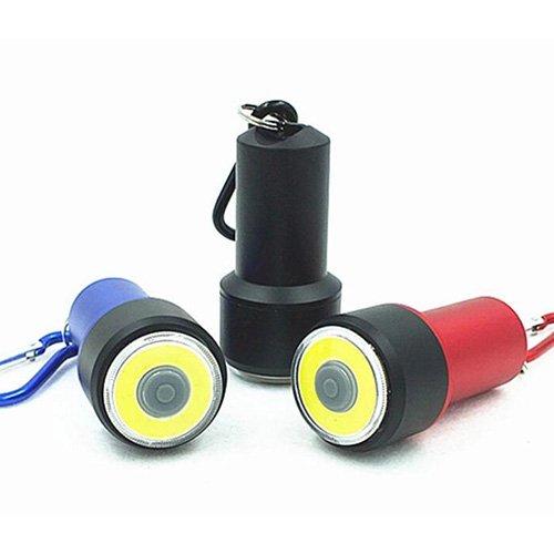 Keychain LED COB Flashlight