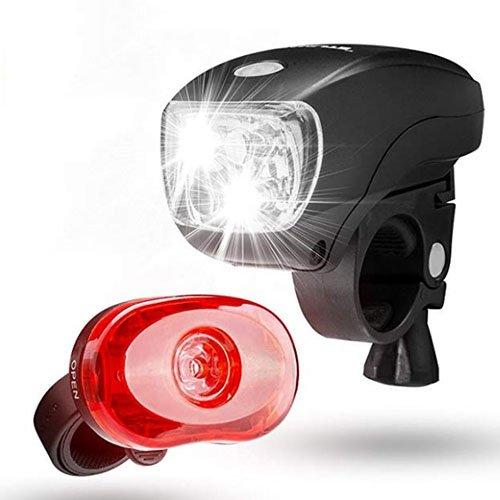 LED Bicycle Headlight
