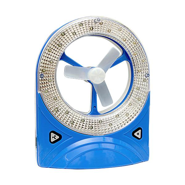 LED USB Fan