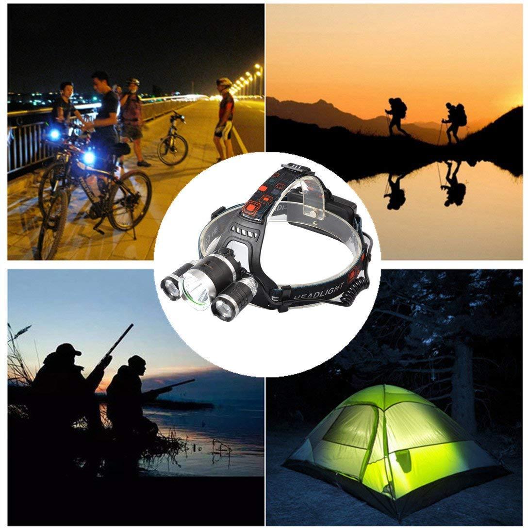 LED Bike Headlamp