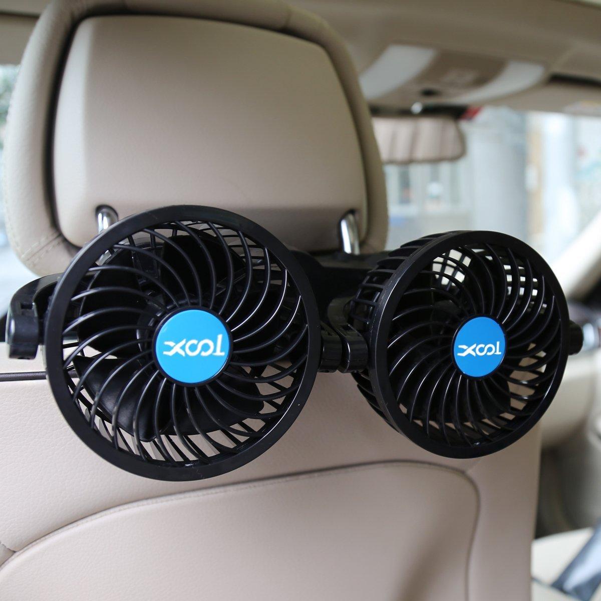 XOOL car fan