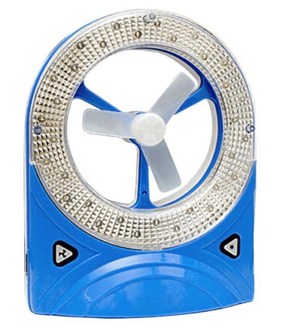 Panel LED fan