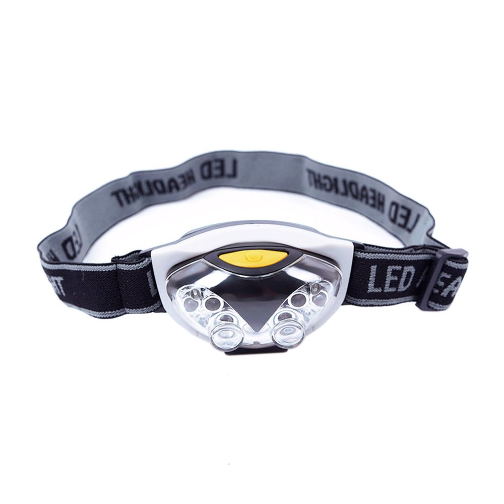 GM10063 Adjustable-Waterproof-Emergency-Camping-Headlamp