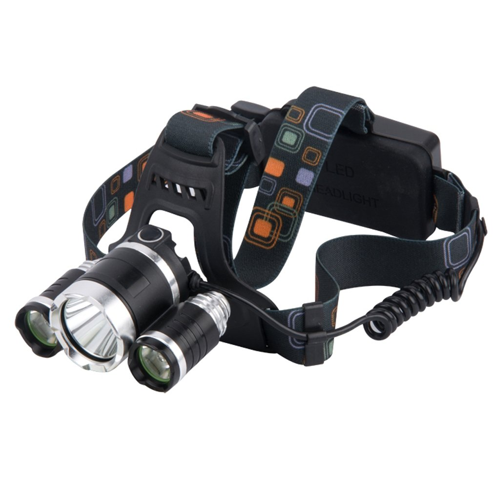GM10139 T6 Aluminium Camping Headlamp
