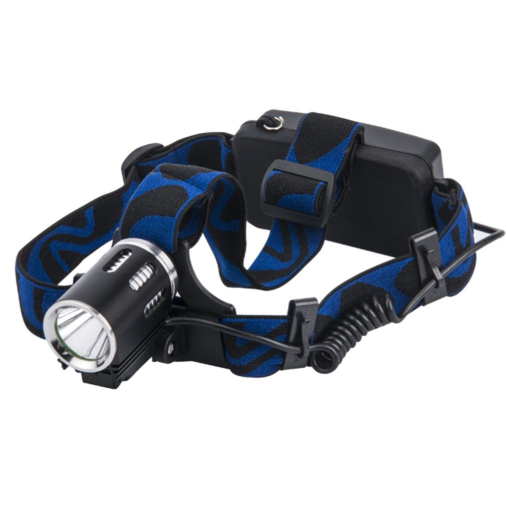 GM10140 1led outdoor rechargeble camping headlamp