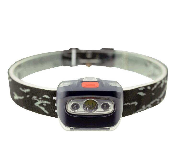 GM10340 Outdoor Battery Operated Camping Headlamp