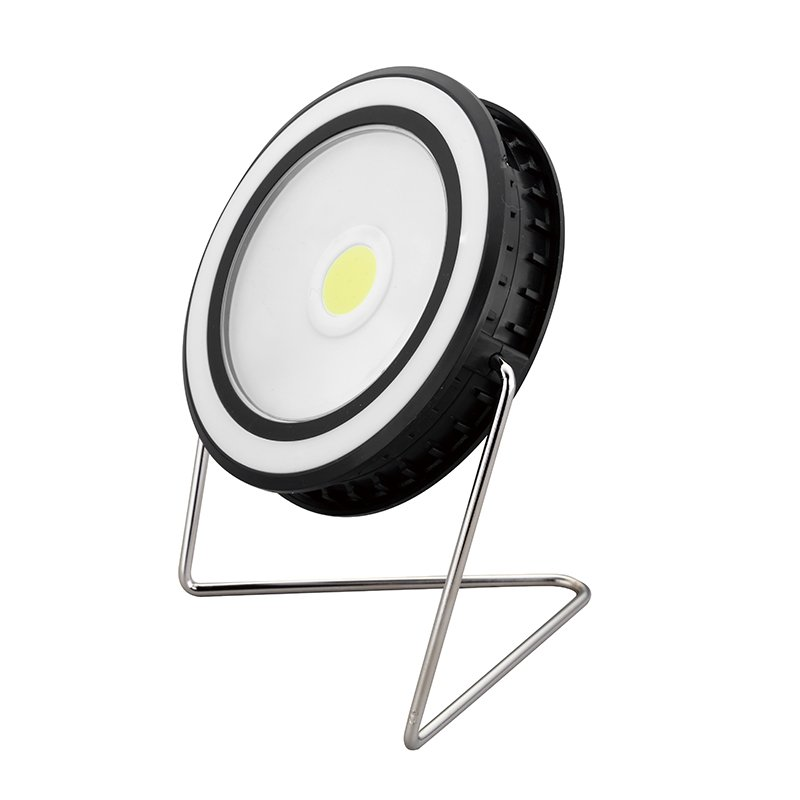 GM10486 COB Super Bright Solar Rechargeable Outdoor Camper awning Lights