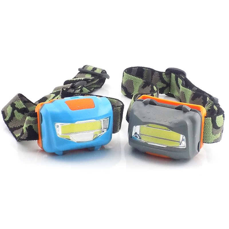 GM10527COB-Super Bright camping headlamp