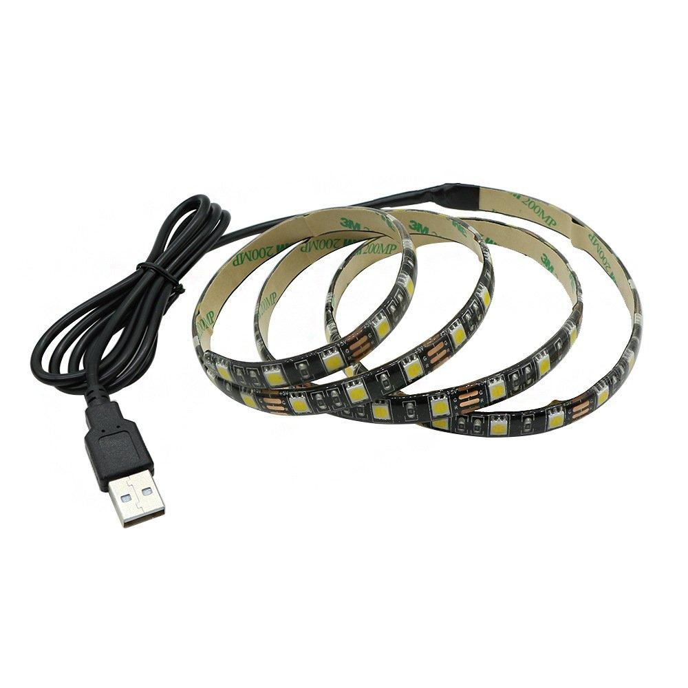 GM10879 SMD5050-5V-USB-led-strip-TV-BacklightCamping led strip lights