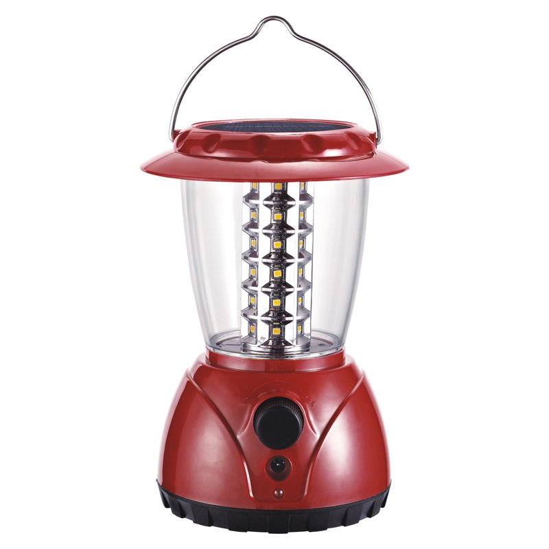 GM11189 Recharegable Super Bright Solar Rechargeable Camping Lantern