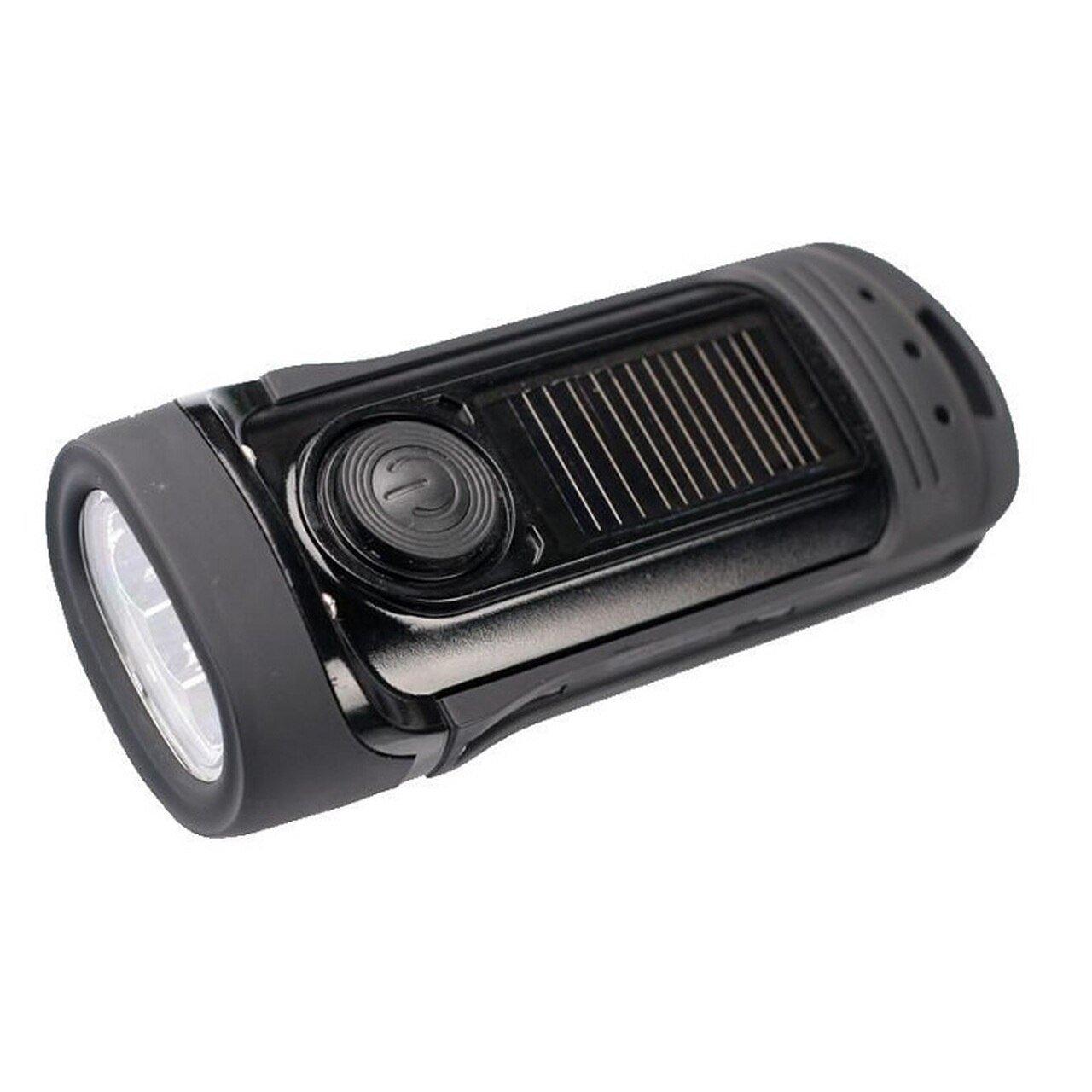 GM11201+Sports & Outdoors PowerPlus Bee Wind up Flashlight