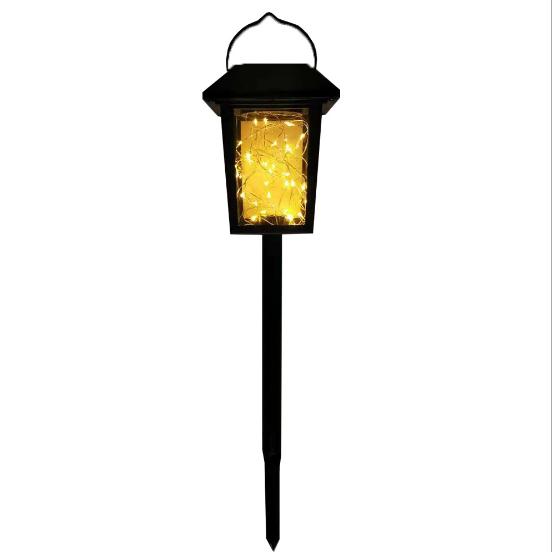 GM11261 beautiful garden decoration lighting solar garden lantern