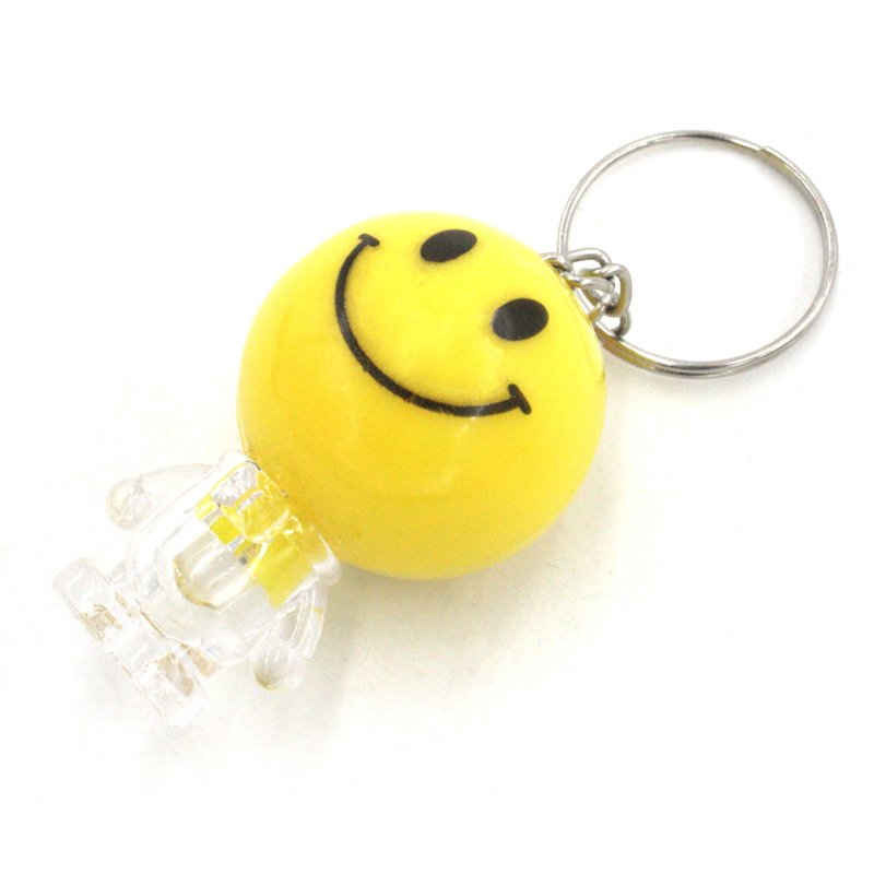 GM11426+Round face small key chain lamp pocket flashlight