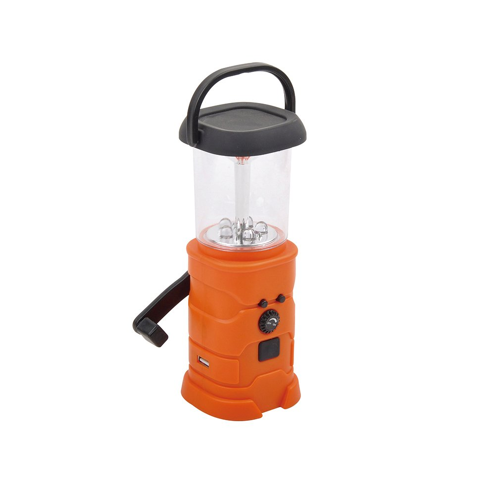 GM20024 Multi-function-Dynamo-Outdoor Solar Rechargeable Camping Lantern