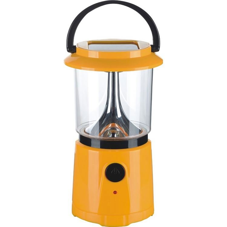 GM20110 Rechargeable Multi-Function Flexible Solar Rechargeable Camping Lantern