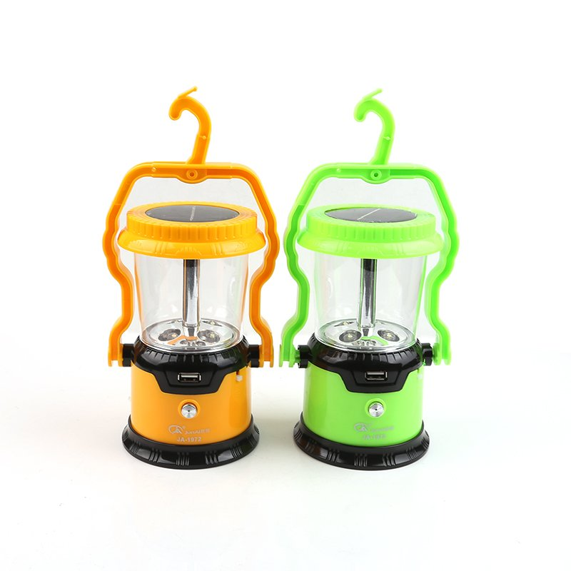 GM20114 Rechargeable-camping-lantern-high-power-led-solar Rechargeable Camping Lantern