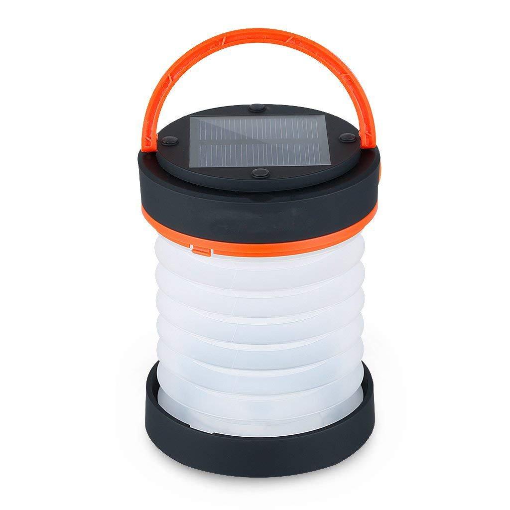 GM20115 foldble solar Rechargeable Camping Lantern