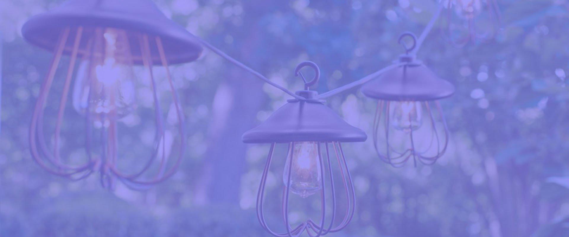 decorative camping lights