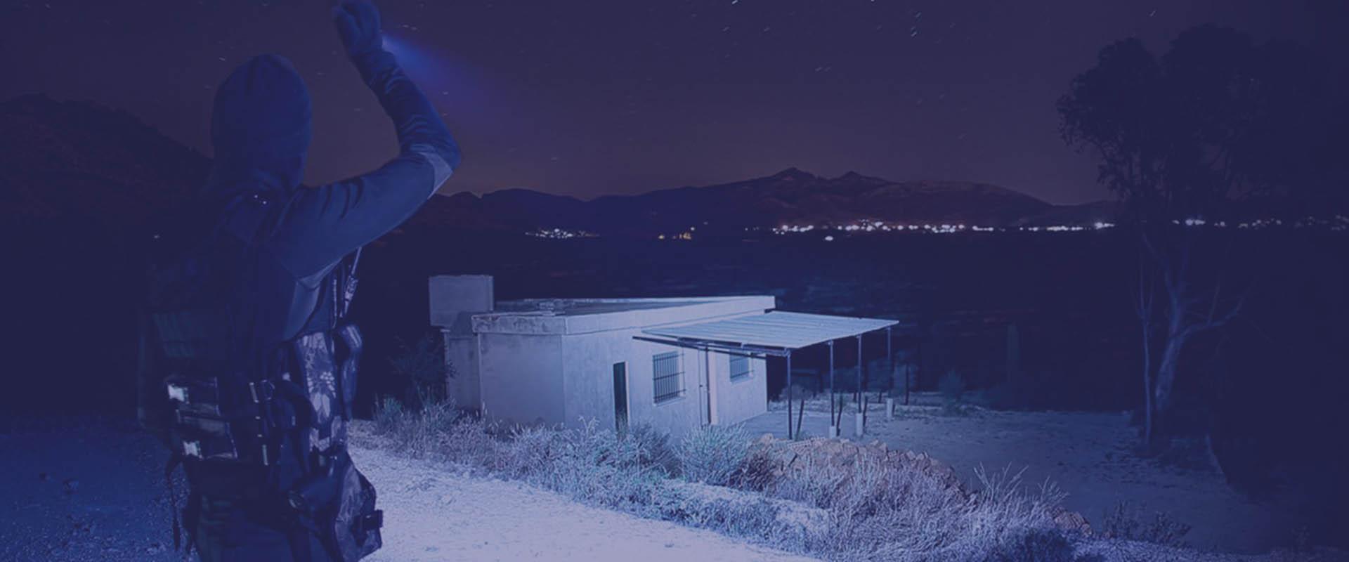 high lumen flashlight