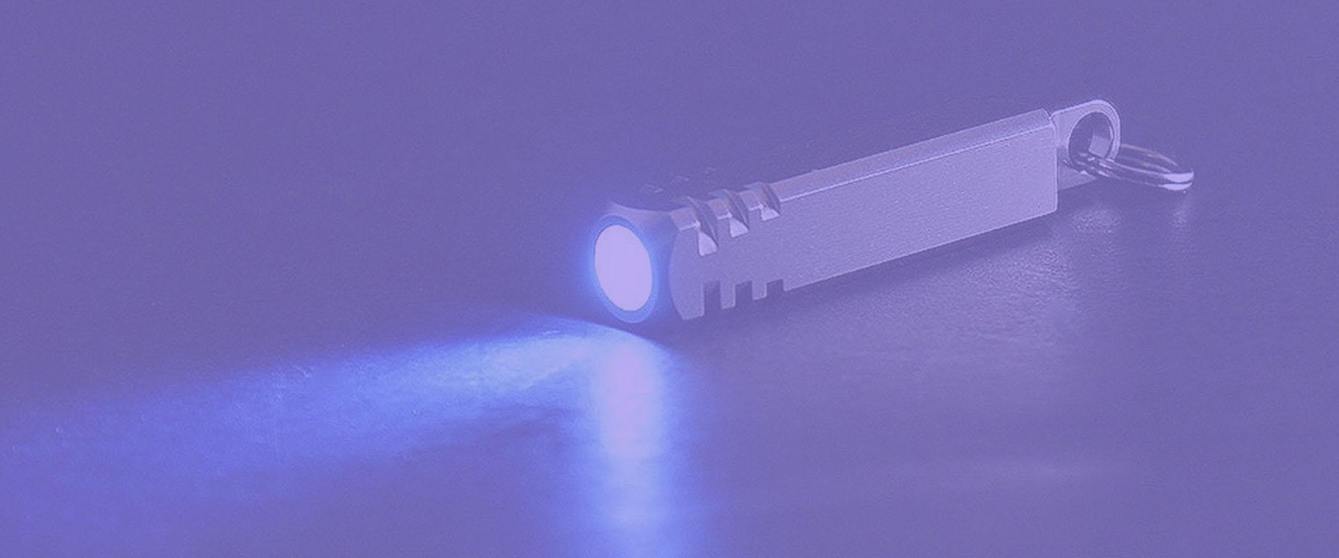 keychain flashlight