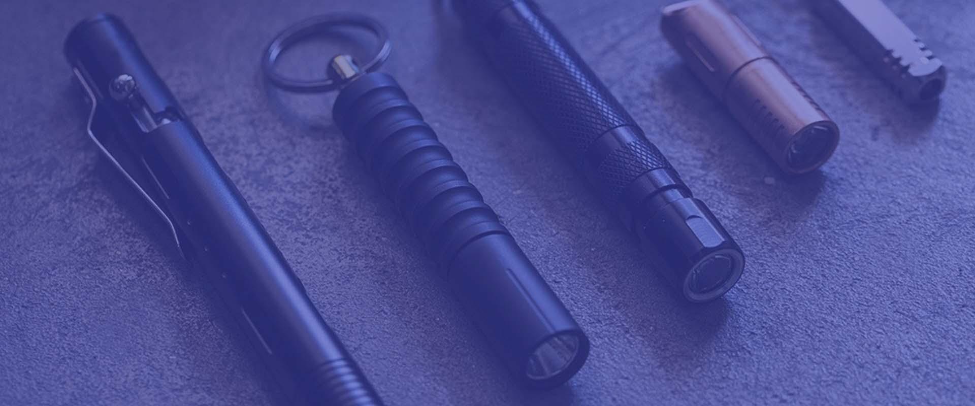 pen flashlight