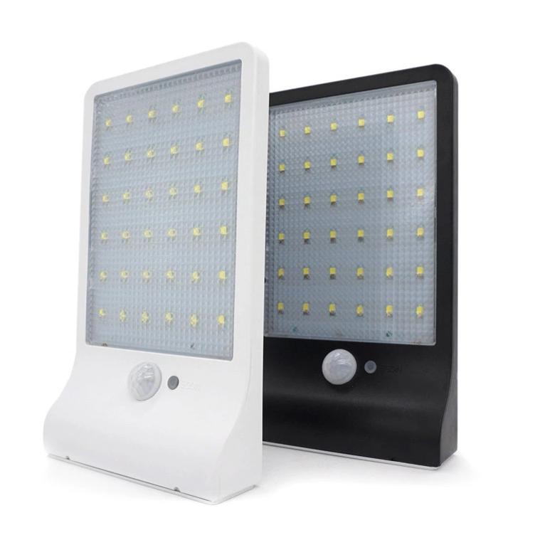 GM001 New Design Outdoor Waterproof Solar Motion Sensor garden Wall Lights