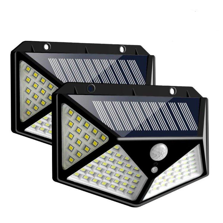 GM002 new coming soalr powered garden wall light