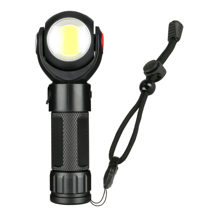 GM005 multifunctional high quality aluminum rechargeable work light
