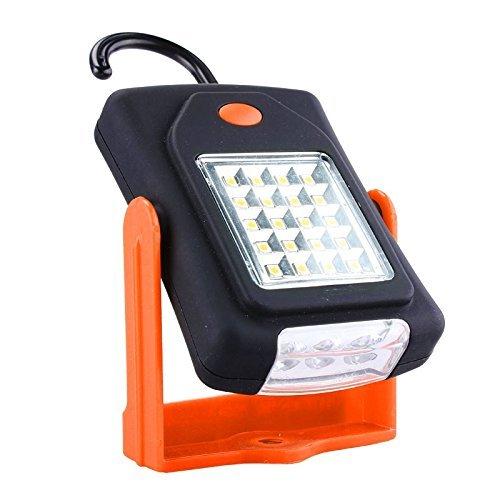 GM10010 20 SMD + 3 LED portable cob magnetic LED battery work light