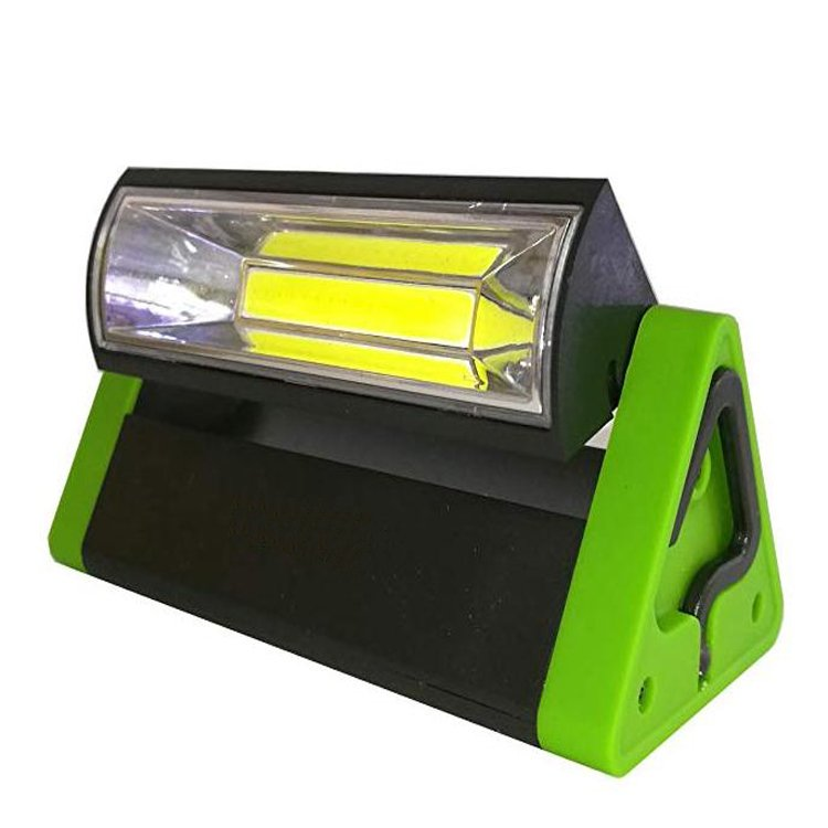 GM10448 Super bright AAA operated 3W COB Portable LED battery work light
