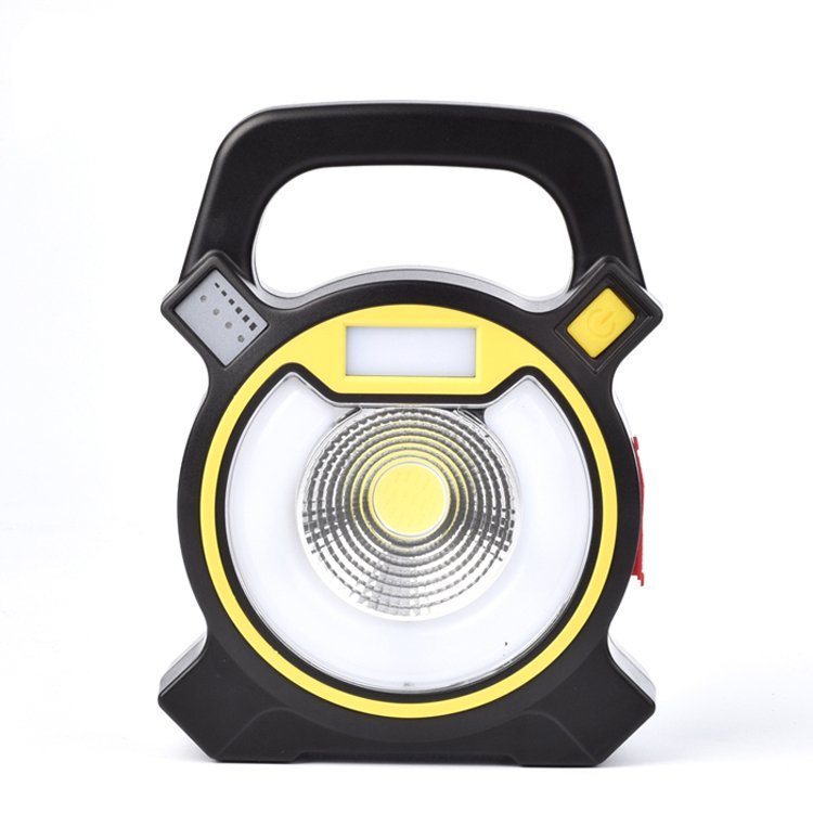 GM10475 portable outdoor cob rechargeable work light