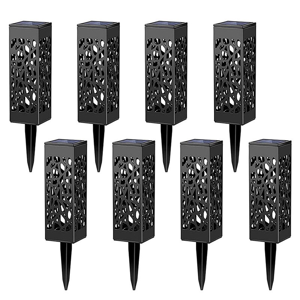 GM11035 China Made Designed Durable Use Solar Powered Automatic Turn On Off Solar battery garden lights