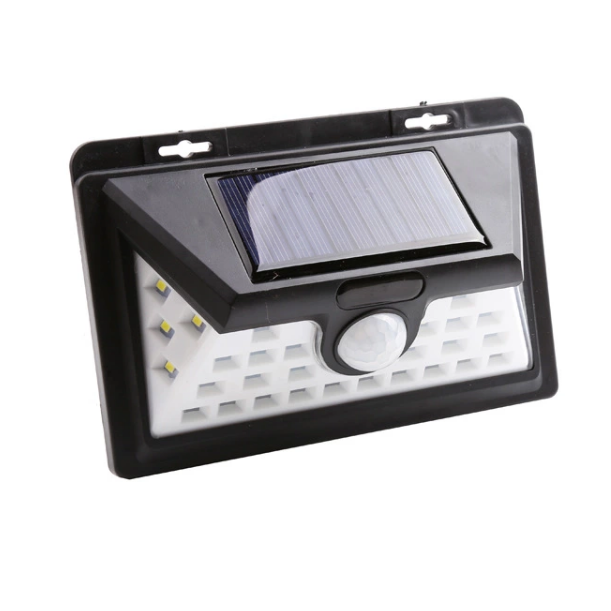 GM11271 32 LED solar power sensor switch garden Wall Lights