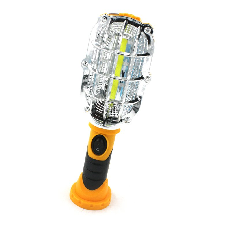 GM11315 Portable Hook Magnetic ON OFF 3W COB LED cordless work lights