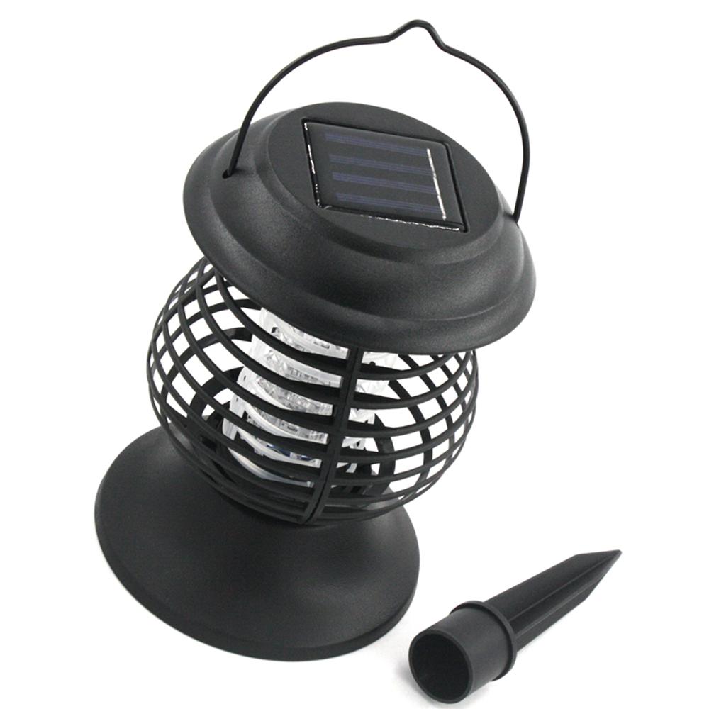 GM11353 Solar Power portable Mosquito Killer waterproof garden lights