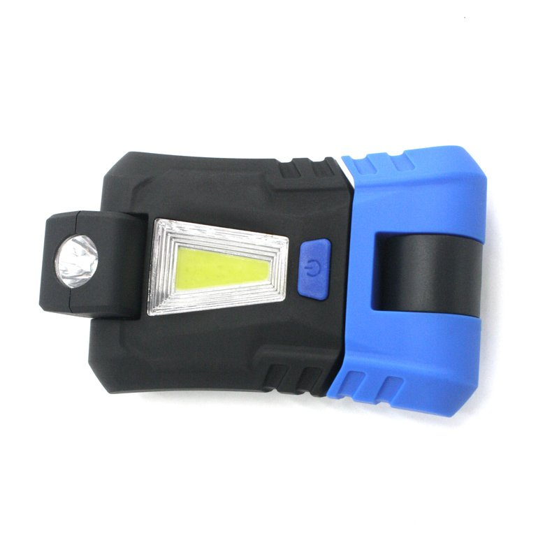 GM11440 battery operated collapsible 3W LED COB battery work light