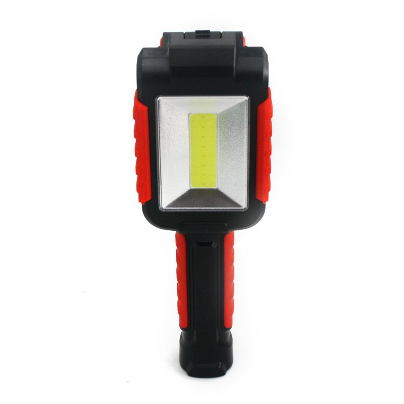 GM11467 cob collapsible 3 modes battery operated magnetic work light