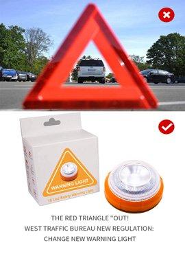 spainsh warning light