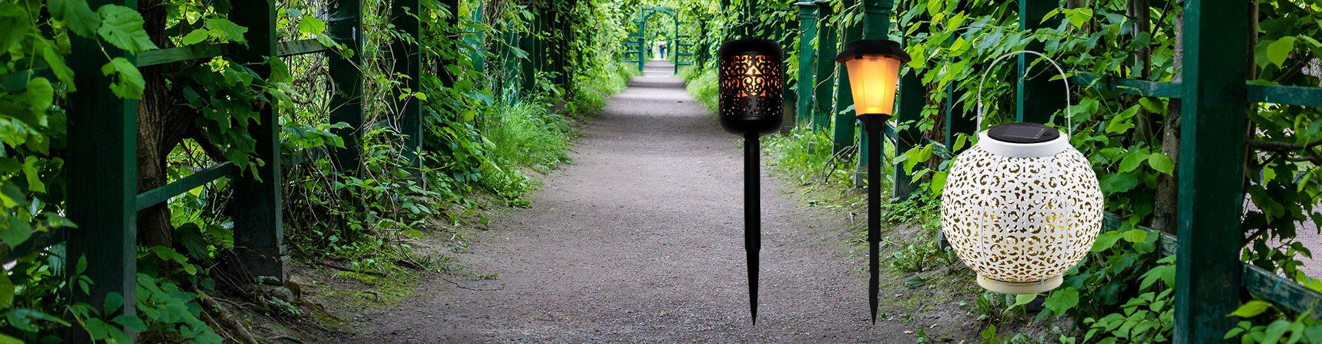 gardening light