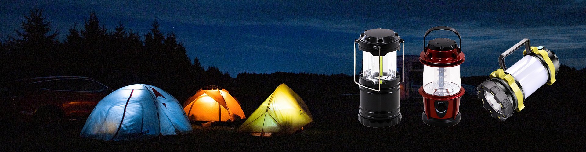 Camping Lantern Manufacturer